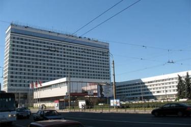 Hotel Azimut : Exterior SAINT PETERSBURG