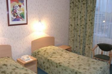 Hotel Azimut : Twin Room SAINT PETERSBURG