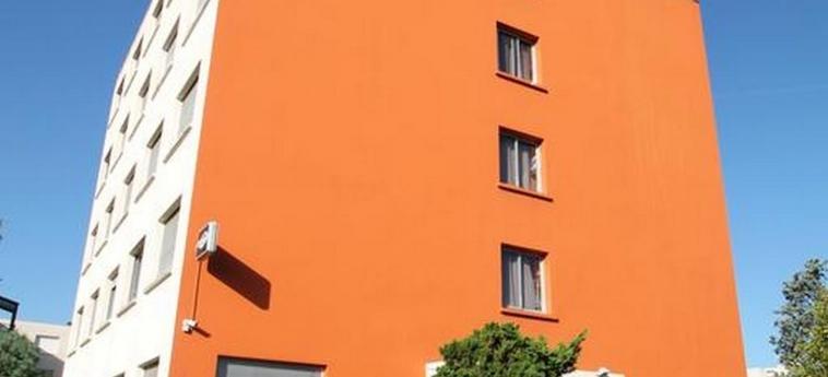 Adonis Lyon Est Hotel Artys: Extérieur SAINT PRIEST