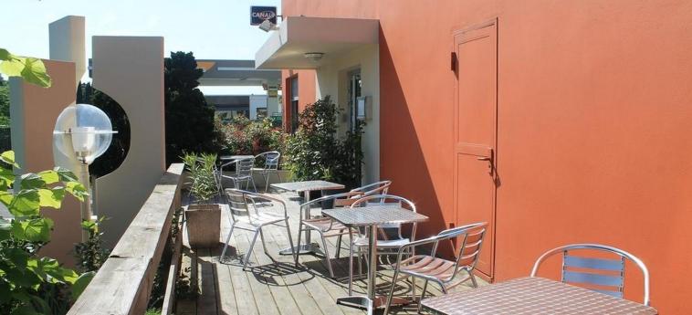 Adonis Lyon Est Hotel Artys: Terrasse SAINT PRIEST