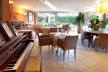 Hotel Best Western Plus Montfleuri: Restaurante SAINTE MAXIME