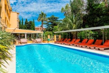 Hotel Best Western Plus Montfleuri: Swimming Pool SAINTE MAXIME