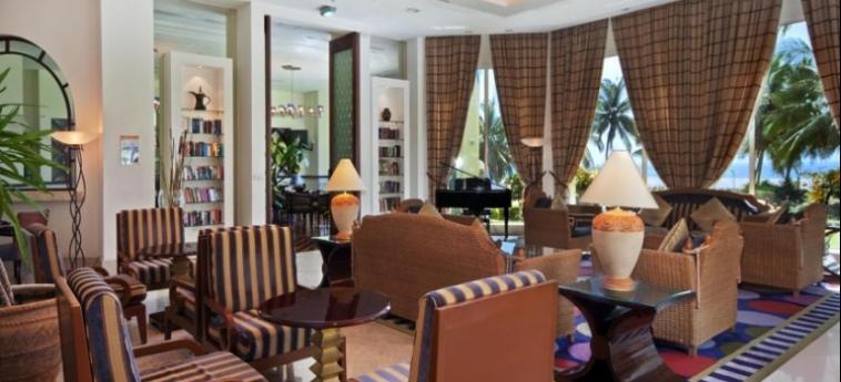 Hotel Hilton Salalah Resort: Lounge SALALAH