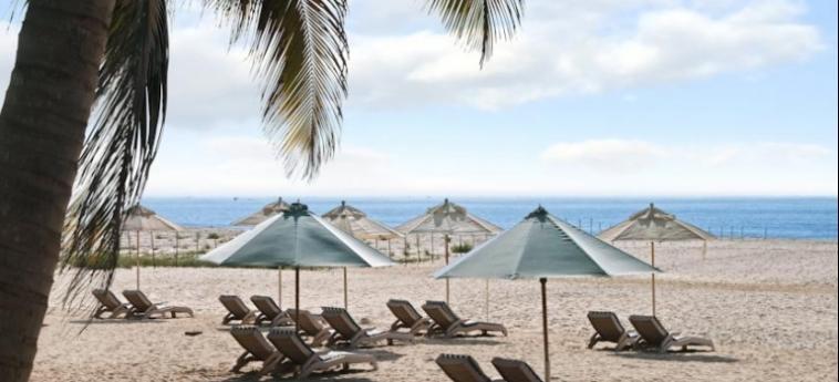 Hotel Hilton Salalah Resort: Spiaggia SALALAH