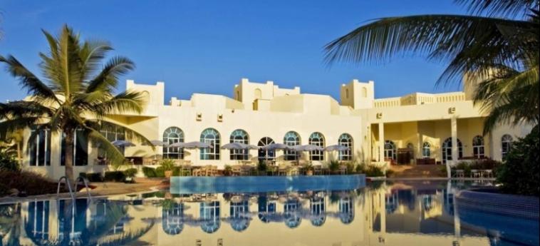 Hotel Hilton Salalah Resort: Exterieur SALALAH