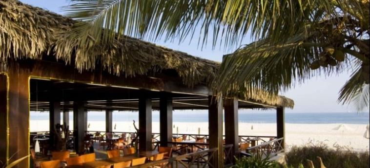 Hotel Hilton Salalah Resort: Terrasse SALALAH