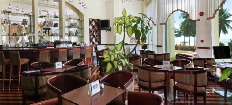 Hotel Hilton Salalah Resort: Bar SALALAH