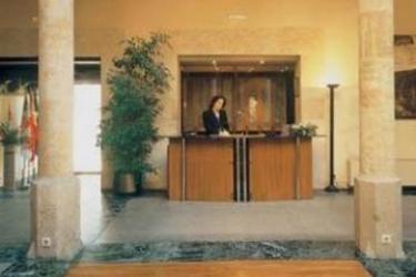 Hotel Nh Collection Salamanca Palacio De Castellanos: Recepción SALAMANCA