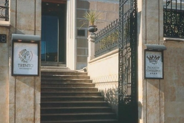 Hotel Nh Collection Salamanca Palacio De Castellanos: Exterior SALAMANCA