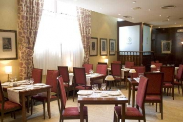 Hotel Nh Collection Salamanca Palacio De Castellanos: Restaurant SALAMANCA