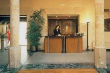 Hotel Nh Collection Salamanca Palacio De Castellanos: Réception SALAMANQUE