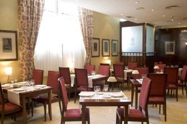 Hotel Nh Collection Salamanca Palacio De Castellanos: Restaurant SALAMANQUE