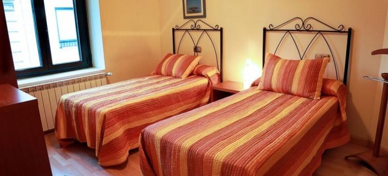 Hotel Apartamentos Toro 33: Depandance SALAMANQUE