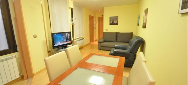 Hotel Apartamentos Toro 33: Living Room SALAMANQUE