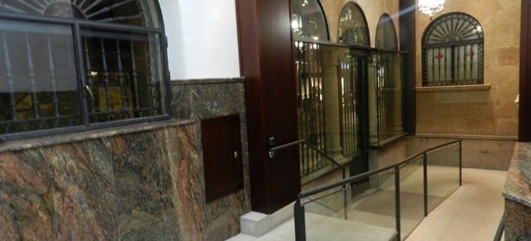 Hotel Apartamentos Toro 33: Lobby SALAMANQUE