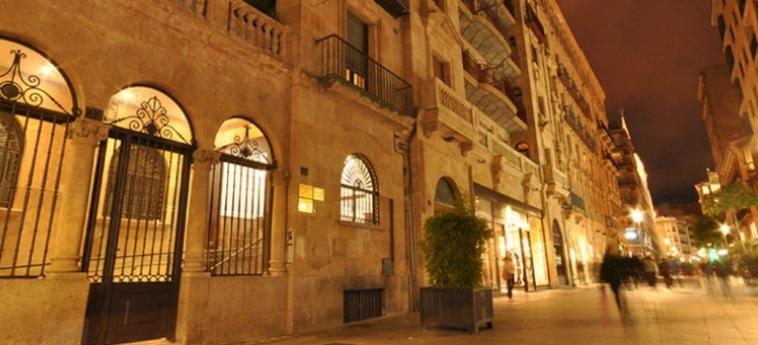 Hotel Apartamentos Toro 33: Réception SALAMANQUE