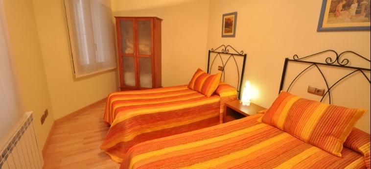 Hotel Apartamentos Toro 33: Restaurant SALAMANQUE