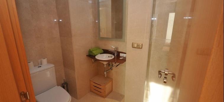 Hotel Apartamentos Toro 33: Salle de Bains SALAMANQUE