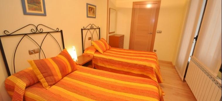 Hotel Apartamentos Toro 33: Salle de Gym SALAMANQUE