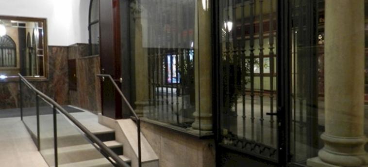 Hotel Apartamentos Toro 33: Salon SALAMANQUE