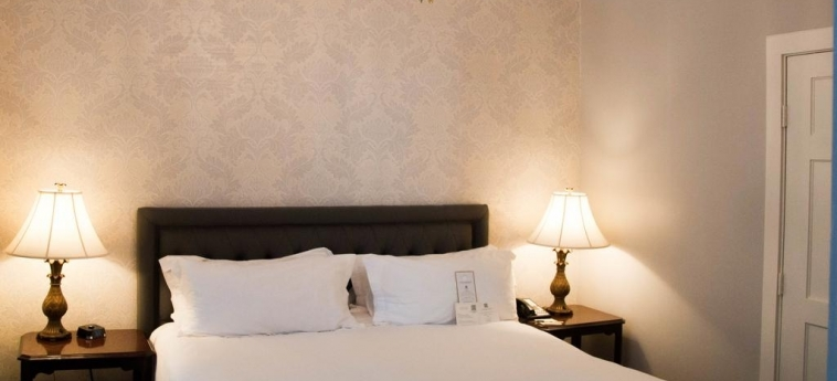 Hotel Hawthorne : Camera Matrimoniale/Doppia SALEM (MA)