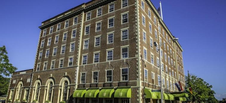 Hotel Hawthorne : Esterno SALEM (MA)