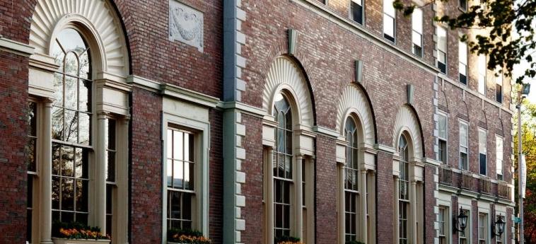 Hotel Hawthorne : Extérieur SALEM (MA)