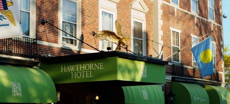 Hotel Hawthorne : Exterieur SALEM (MA)