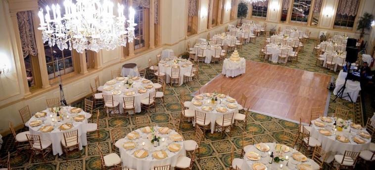 Hotel Hawthorne : Salle Cérémonie SALEM (MA)