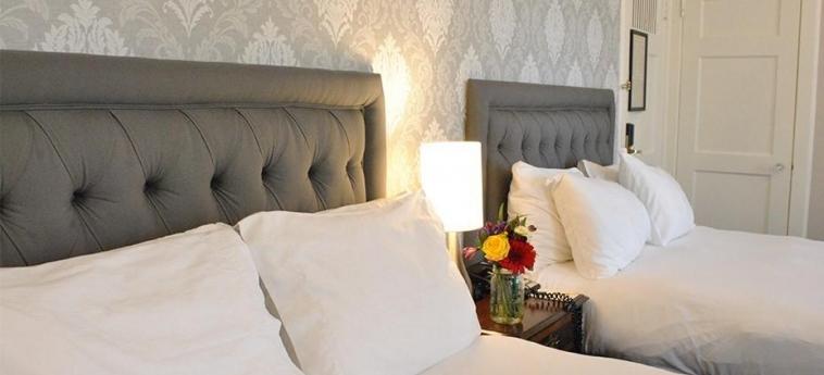 Hotel Hawthorne : Deluxe Zimmer SALEM (MA)