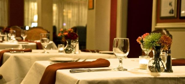 Hotel Hawthorne : Restaurant SALEM (MA)