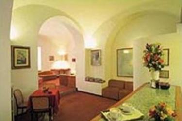Hotel Plaza: Hall SALERNE