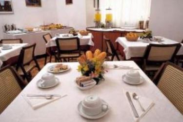 Hotel Plaza: Restaurant SALERNE