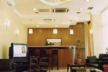 Hotel Rotonda: Bar SALÓNICA
