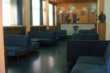 Hotel Rotonda: Lobby SALÓNICA
