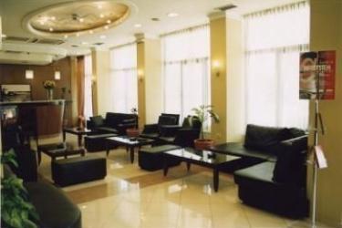 Hotel Rotonda: Lounge Bar SALÓNICA