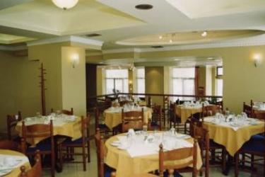 Hotel Rotonda: Restaurante SALÓNICA