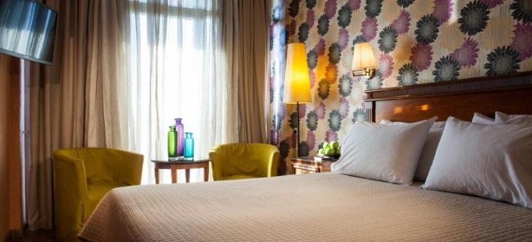 Hotel El Greco: Camera Matrimoniale/Doppia SALONICCO