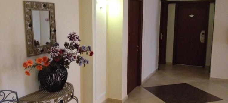 Hotel El Greco: Corridoio SALONICCO