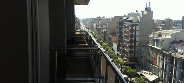 Hotel El Greco: Terrazza SALONICCO