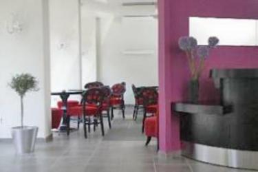 Hotel Anessis: Lobby SALONICCO