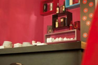 Hotel Anessis: Lounge Bar SALONICCO