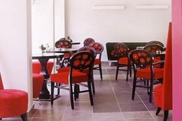 Hotel Anessis: Lounge SALONICCO