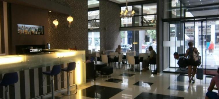 Hotel Metropolitan: Bar SALONICCO