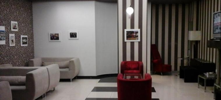 Hotel Metropolitan: Dettagli Strutturali SALONICCO