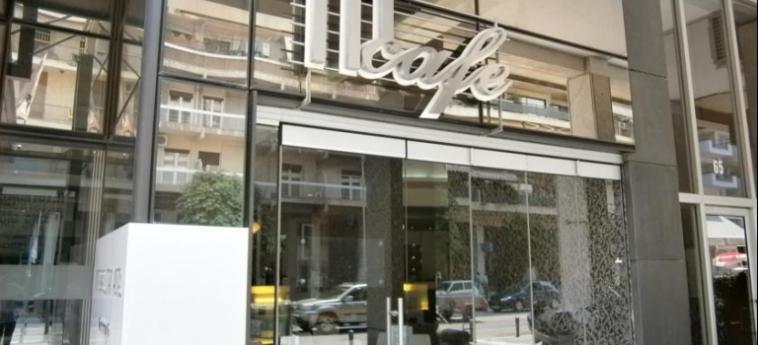 Hotel Metropolitan: Esterno SALONICCO