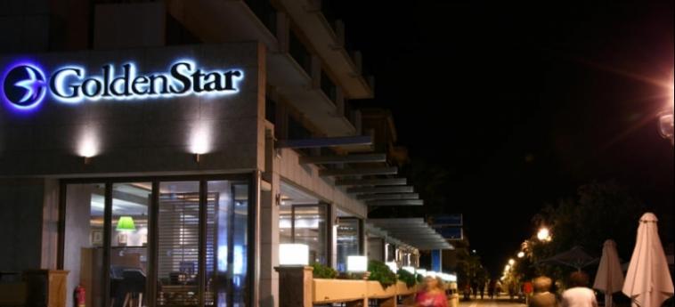 Hotel Golden Star City Resort: Facciata SALONICCO