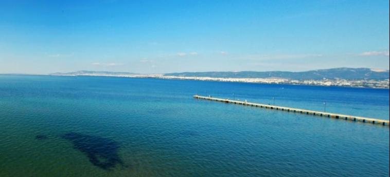 Hotel Golden Star City Resort: Mare SALONICCO