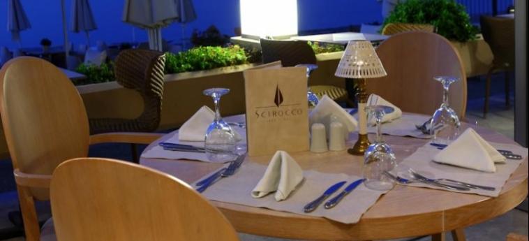 Hotel Golden Star City Resort: Ristorante SALONICCO