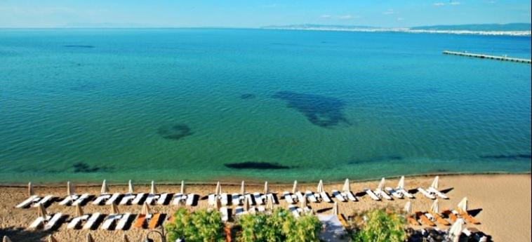 Hotel Golden Star City Resort: Spiaggia SALONICCO
